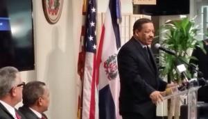 El doctor Roberto Rosario  Márquez, presidente de la Junta Central Electoral.