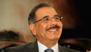 El presidente de la República, licenciado Danilo Medina.