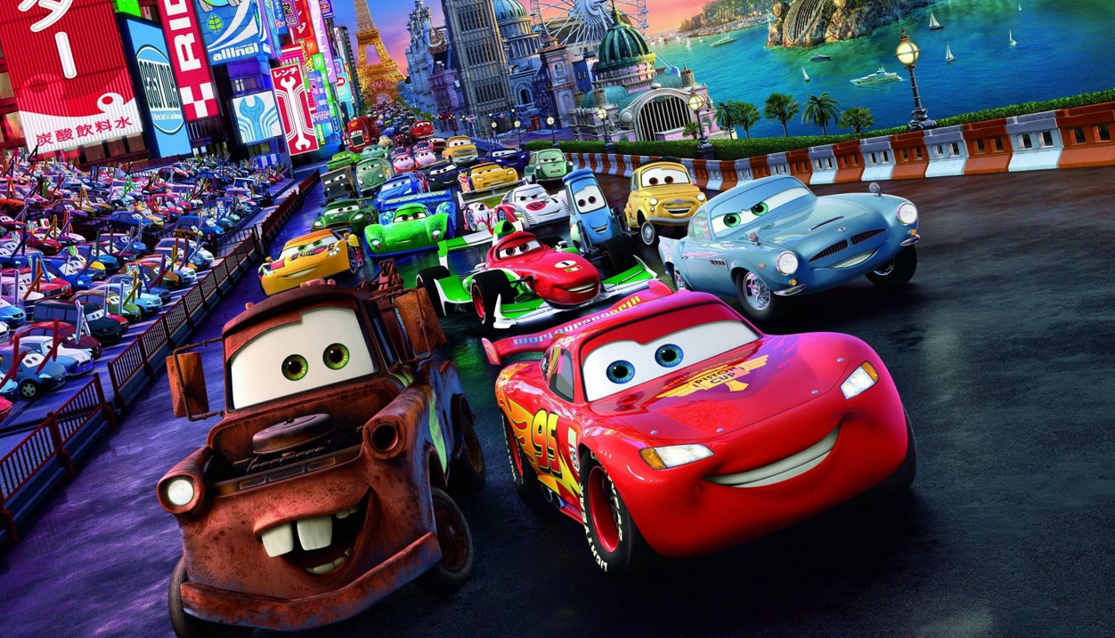Images Of Disney Cars